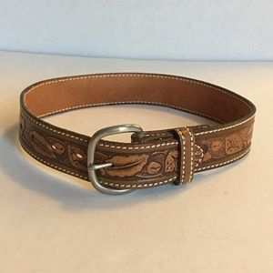 Other - Western Kids Leather Belt